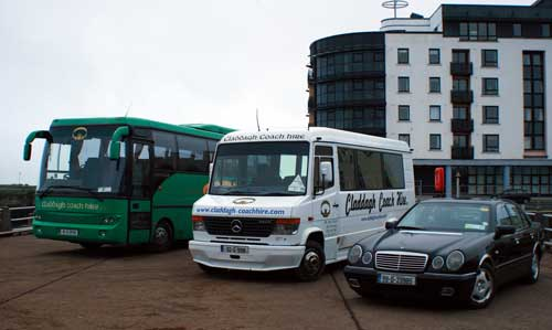 bus Tours West Ireland